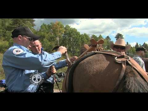 NMDGF Horse Packing School