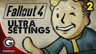 FALLOUT 4 GAMEPLAY SURVIVAL MODE ULTRA GRAPHIC SETTINGS ON PC WALKTHROUGH 2