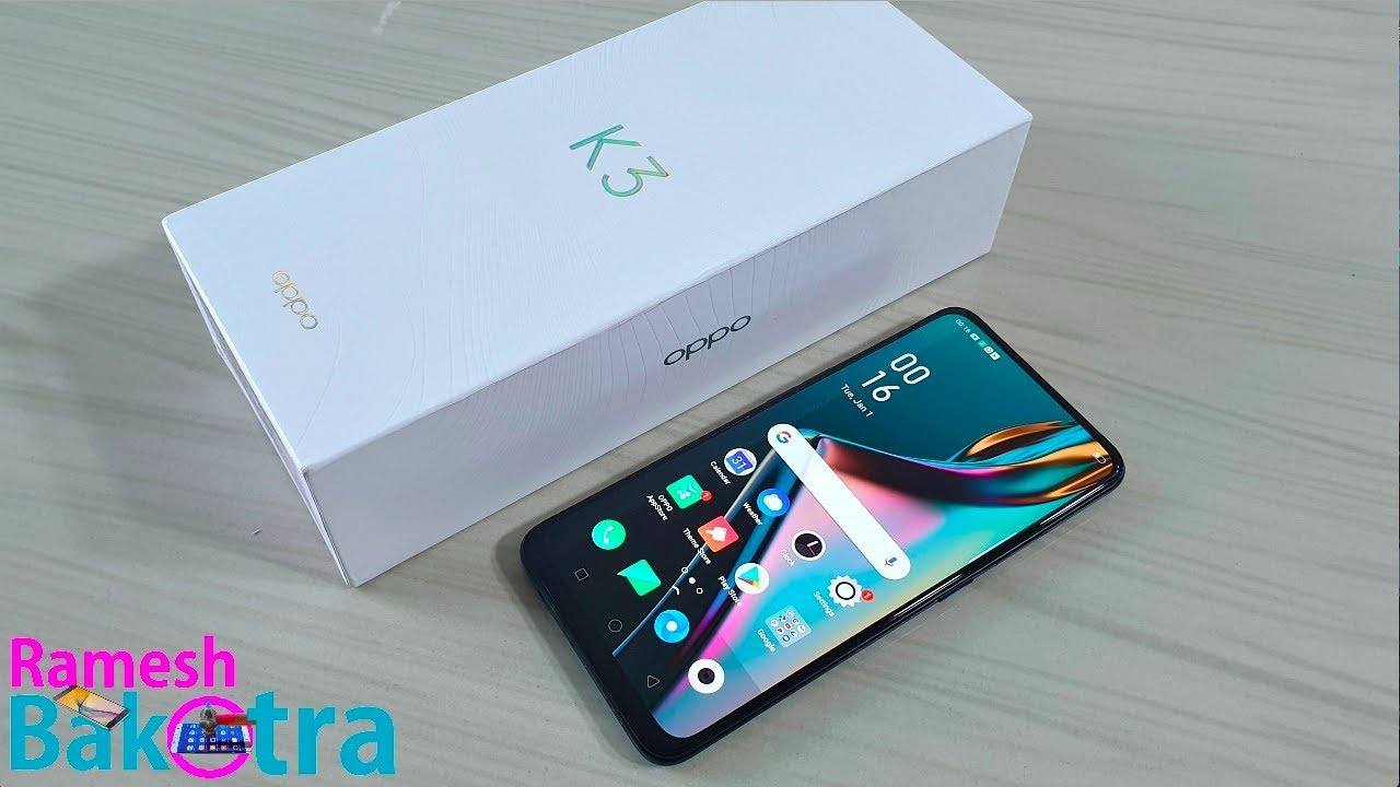 Oppo K3 Review In-Depth With Unboxing