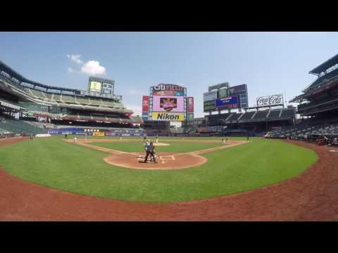 Batting 1.000 Seminoles 13U vs CGI Braves @CitiField July 18, 2016