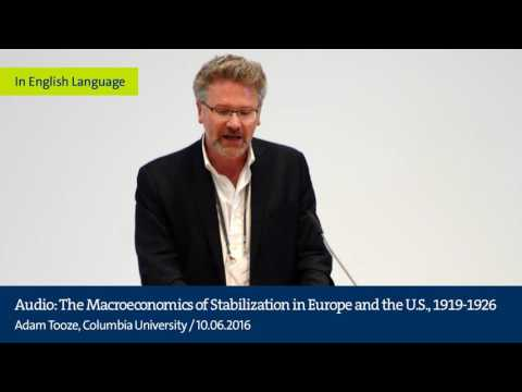 """Audio: """"Knave Proof"""": The Macroeconomics of Stabilization in Europe and the U.S., 1919-1926"""