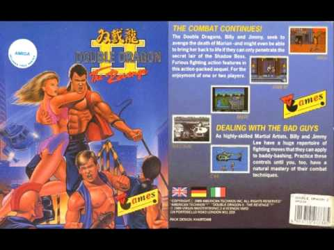 Double Dragon 2 (Amiga) - In-Game Music Extended