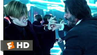 John Wick: Chapter 2 (2017) - Hall of Mirrors Scene (9/10) | Movieclips