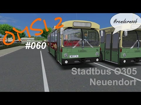 OMSI 2 #060 Der O305 in Neuendorf (Linie 302; 1/2) ☆ Let's Play OMSI 2