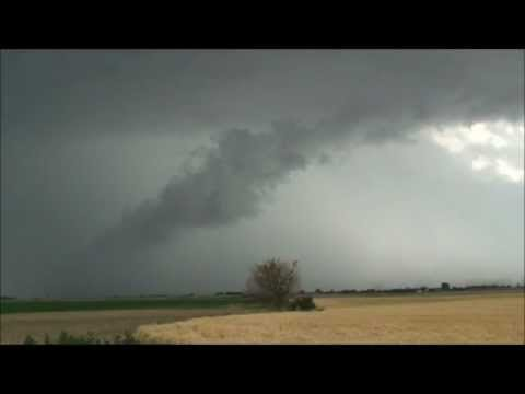Hail Storm - Superior, Nebraska May 27,2012