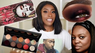 ZAMN PAT!!! 125$ Palette Worth The Hype?! Bronze Seduction | Jackie Aina