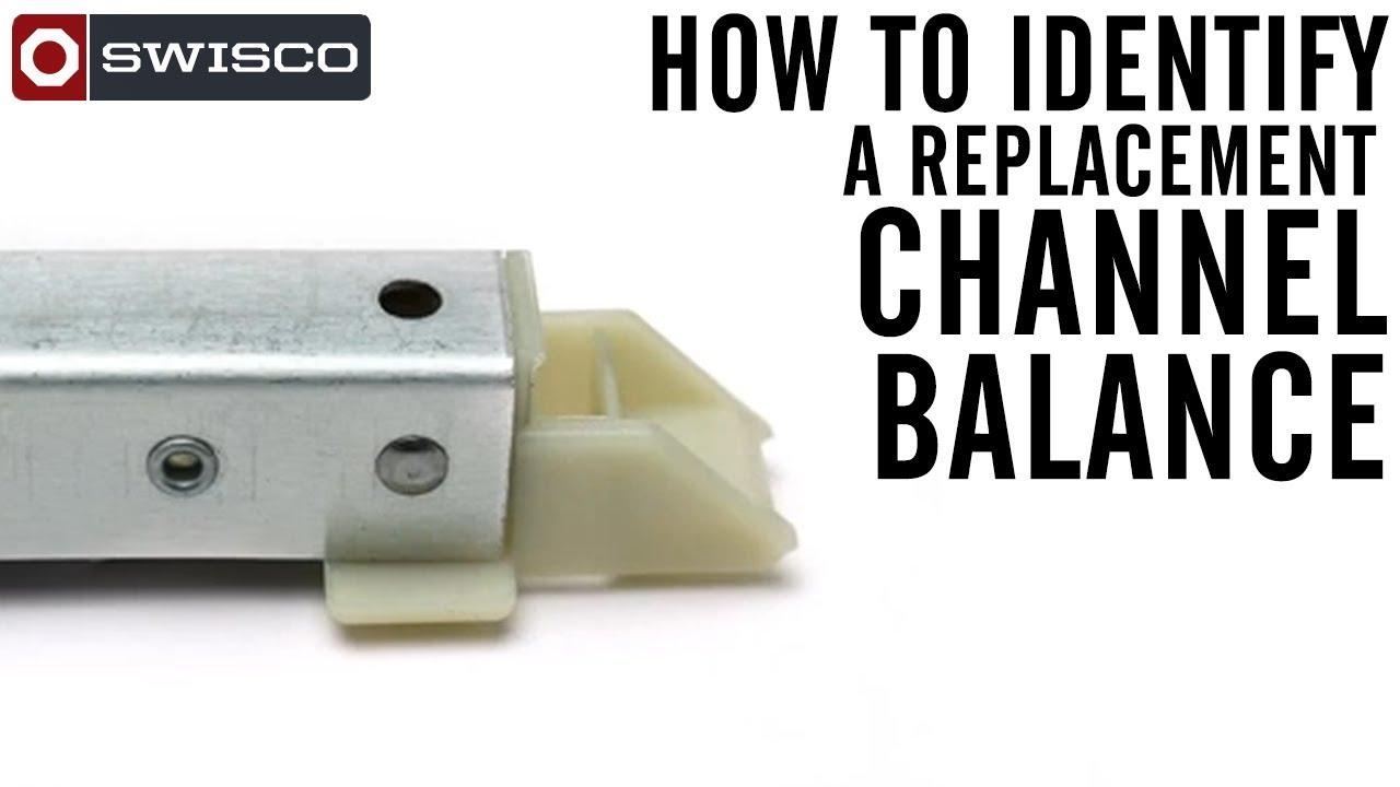 How To Identify A Replacement Channel Balance Youtube