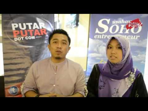 Program Usahawan SOHO Bersama En. Ifwat & Izzati Ghazali (Design & Creative Artwork)