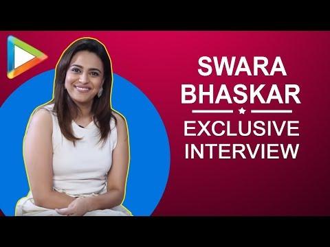 Swara Bhaskar's FULL INTERVIEW on masturbation scene, trolls, open letter & lot more