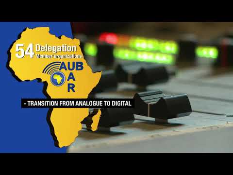 African Union of Broadcasting' 11th General Assembly (Trailer) 45s