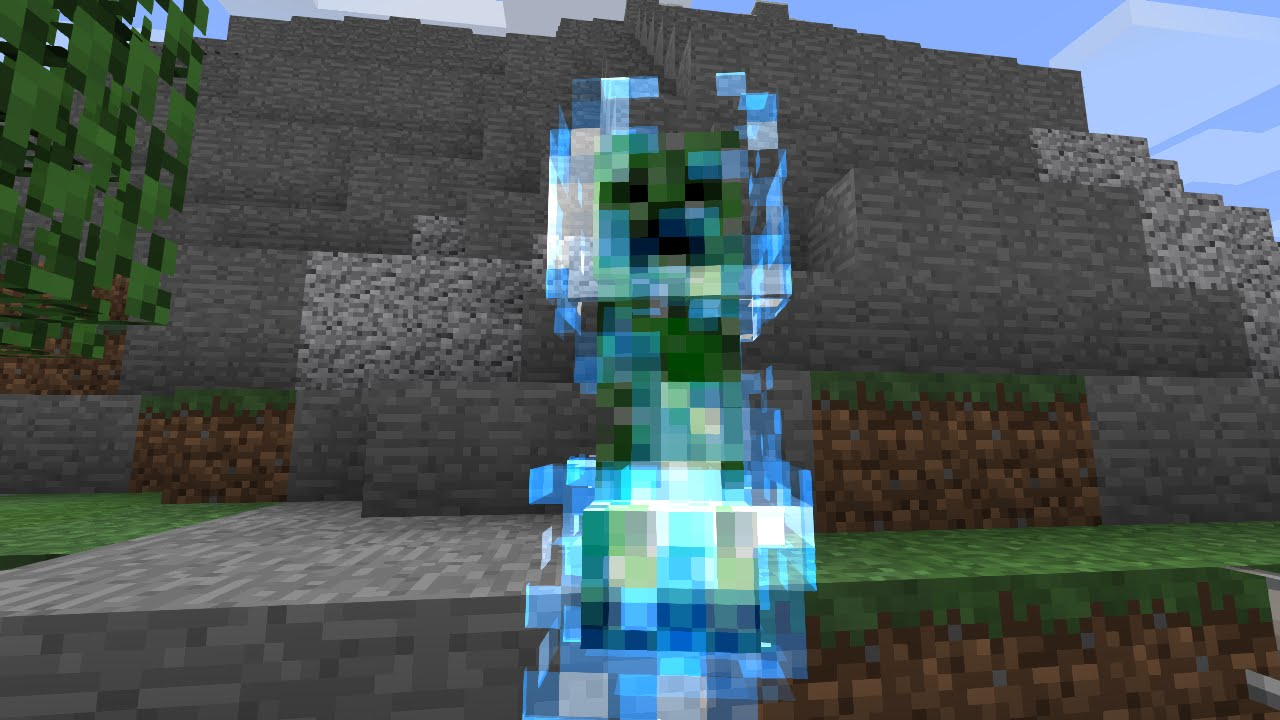 Pictures Of Creepers From Minecraft