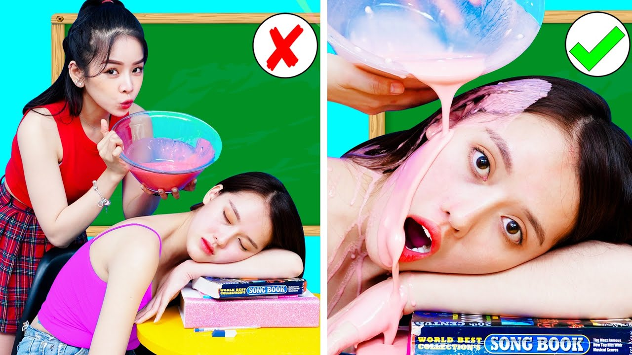20 FUNNY PRANKS FOR SCHOOL | Funny DIY Back To School Pranks on Teacher and Friends By T-FUN
