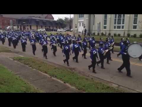 Grenada Christmas Parade 2015