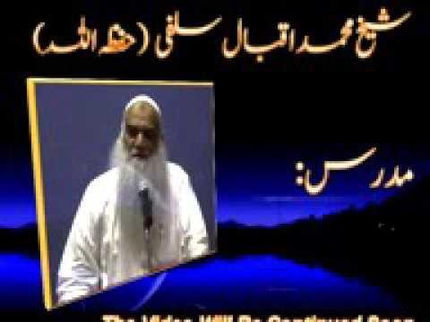 AHMED KHAN (JAADU or Uska ILAAJ by SHAIKH IQBAL SALFI Part 4)