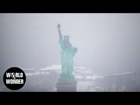 Celebrities Recite Statue Of Liberty Poem In Stirring New Video