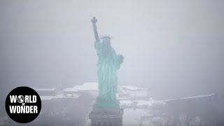 The New Colossus: Liberty: Mother of Exiles