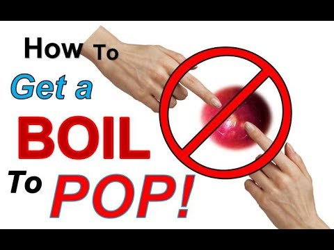 how to make a boil pop