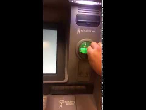 Как снять деньги с Qiwi карты в банкомате?