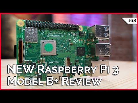 NEW Raspberry Pi 3 Model B+ Review, Anker Zolo Liberty+ Wireless Earphones, Unlimited Data Plans
