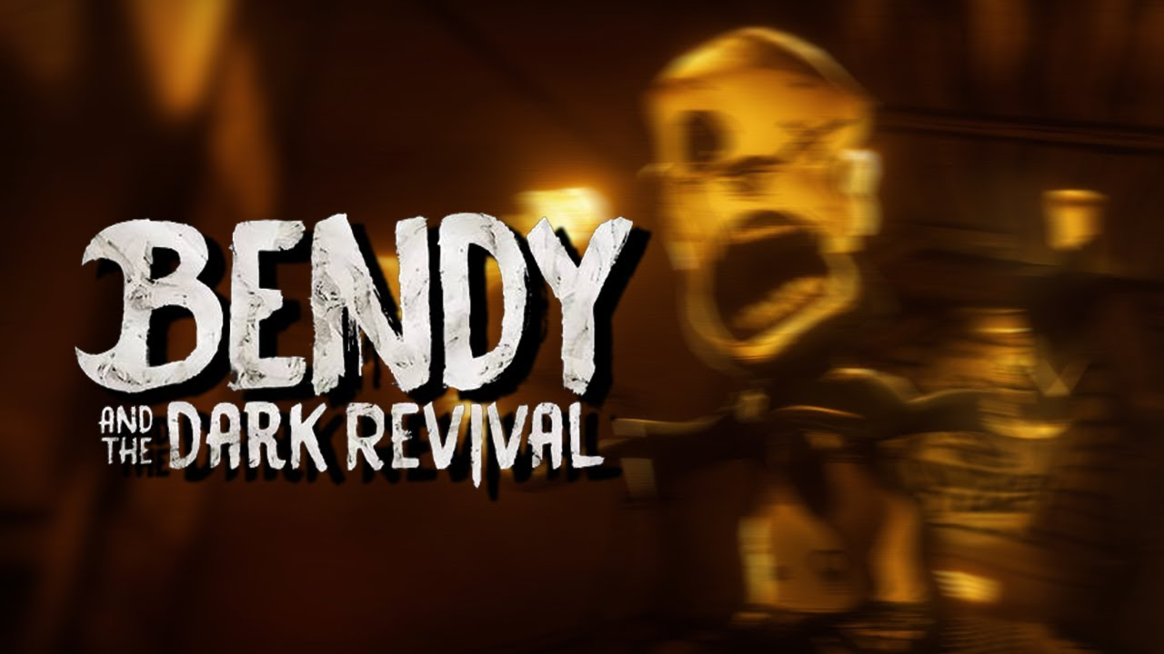 Bendy and the Dark Revival Gameplay Trailer