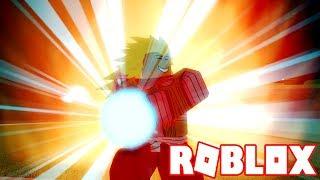 Unleashing Super Saiyan Kaioken Form | Dragon Ball Z Infinity Sage in Roblox | iBeMaine