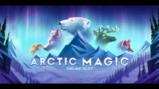 Обзор игрового автомата Arctic Magic (Microgaming)