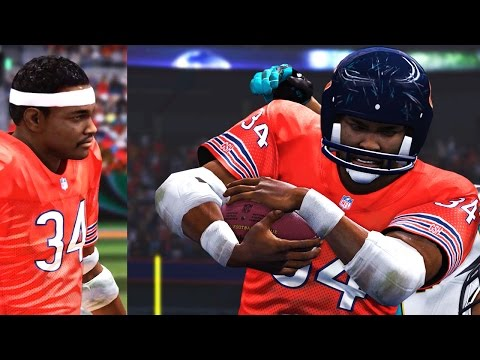 Madden 15 Ultimate Team Gameplay - ELITE QB Walter Payton! Duracell 26 Hr Madden Tourney Experience