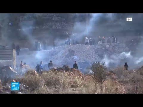 مداهمات واعتقالات في الأراضي الفلسطينية  - 13:22-2017 / 12 / 12