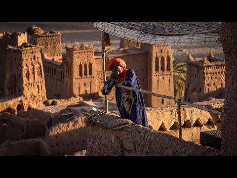 قصر آيت بنحدو في المغرب... حيث تجد السينما ديكورا تاريخيا…  - 17:00-2020 / 2 / 18