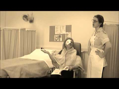 Vintage: Moving and handling  funny film made by student nurses.