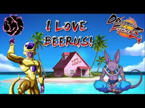 I Love Beerus