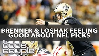 NFL Week 2 Picks with The Odds Couple