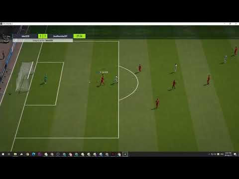 FIFA ONLINE 4: HIỆP ĐẦU GIẰNG CO HÒA TRONG VÔ VỌNG