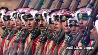 عمر العبداللات ...  جنودنا هيل النصر