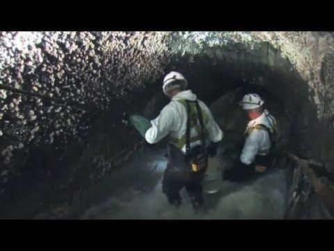Beckton Sewage Works
