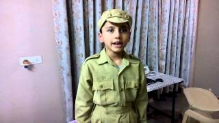 Kids police man role play