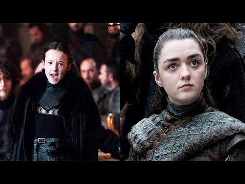 Родители актрисы «Игры престолов» запрещают ей смотреть сериал