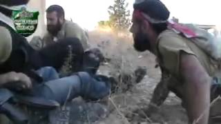Syria Aleppo terrorists got some from the Army 03 07 2013