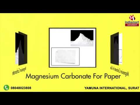 High Quality Magnesium Carbonate Products