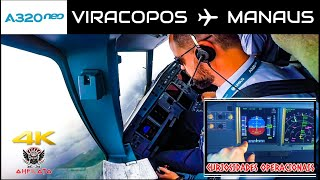 Airbus A320neo - Voo Viracopos - Manaus
