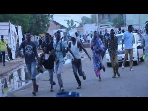Répression Au Soudan : 101 Morts Et 40 Corps Retrouvés Dans Le Nil