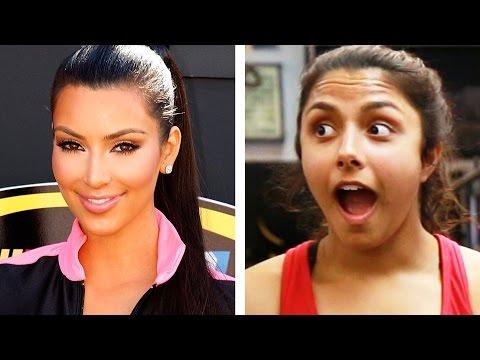 People Train Like The Kardashians For A...