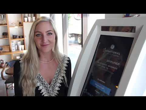 How To Withdraw Cash From BITCOIN ATM Machine
