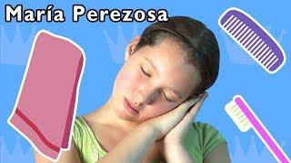 María Perezosa + Más | Mother Goose Club en Español