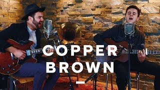 FOREIGN AFFAIRS - Faded | COPPER BROWN SESSIONS #0039