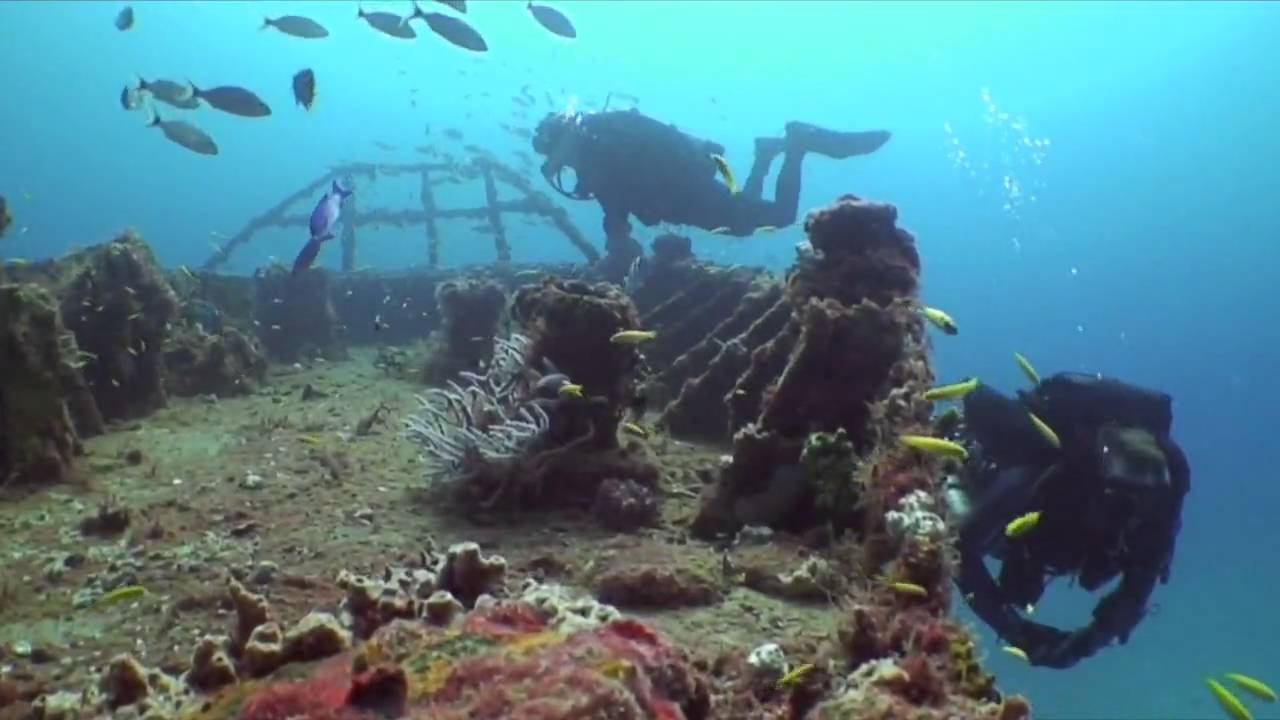 Scuba Diving With Dive Rite Pompano Beach Florida