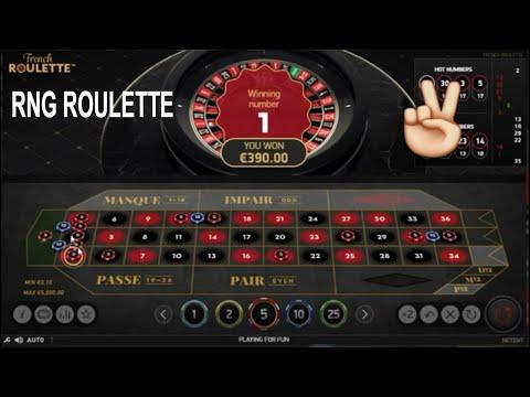 La ruleta de mentira da buenas ganancias 👉 Rng Roulette