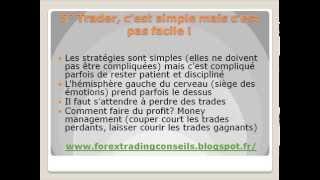 Trading - Gagner de l'argent avec le Forex - Conseils pour débuter