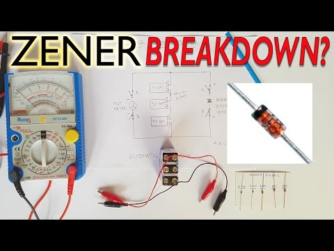 How To Make A Zener Diode Tester Under 1$ |  Simple & Easy!