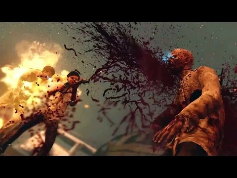 Call of Duty Black Ops 2 Zombies Official Trailer